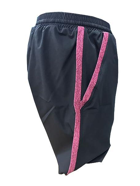 Pantalón Padel Black Crown Hombre Willy Invierno(Negro/Rosa) - M ...