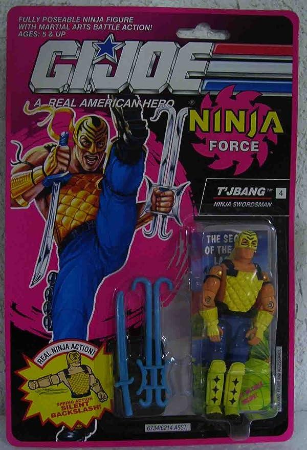 GI Joe Ninja Force TJBANG by G. I. Joe: Amazon.es: Juguetes ...