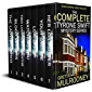 THE COMPLETE TYRONE SWIFT MYSTERIES seven gripping crime thrillers (English Edition)