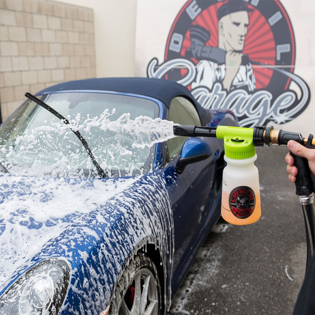 Chemical Guys Acc_326 - TORQ Foam Blaster 6 Foam Wash Gun - The Ultimate Car Wash Foamer That Connects to Any Garden Hose by Chemical Guys (Image #8)