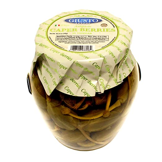 Amazon.com : Giusto Sapore Pearl Onions in Vinegar Antipasto 10.23oz - Non GMO Italian Premium Gourmet Brand - Imported from Italy and Family Owned ...