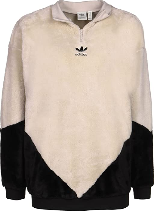 ofertas exclusivas fina artesanía vende adidas CLRDO W Sweater Clear Brown: Amazon.co.uk: Clothing
