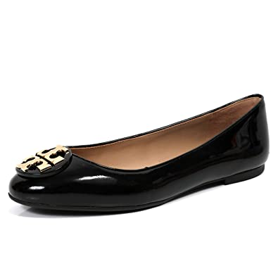 229a0553a7b8 Tory Burch Patent Leather Claire Ballet Flat (7