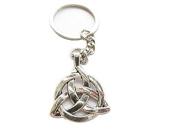 Llavero, diseño de nudo Celta, Celtic Knot llavero, Celta ...