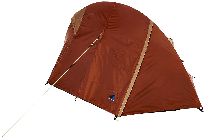 10T Outdoor Equipment 10T Little Bighorn Tienda de cuadros, Marrón, Estándar 764603 764603_Braun_2 Personen