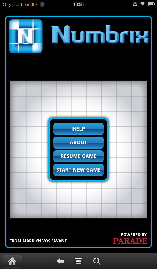 Numbrix Amazones Appstore Para Android