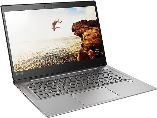 "Lenovo Ideapad 520S Notebook, Display 14"" Full HD IPS, Processore Intel Core i5, 1TB HDD+128GB SSD, Scheda Grafica Nvidia GT940Mx da 2GB, Windows 10, Grey"