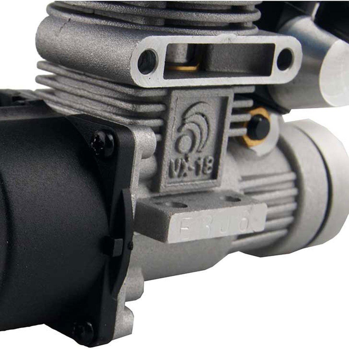 Toyoutdoorparts RC 02060 Purple VX 18 Engine 2.74cc Pull Starter For HSP 1:10 Nitro Car EG630