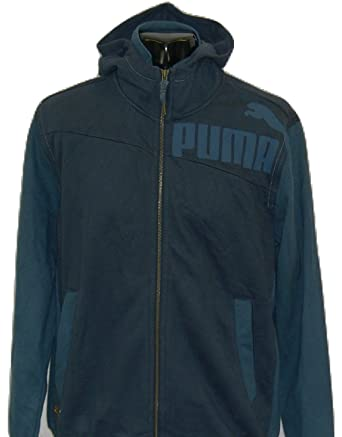 Puma Veste de Sport à Capuche  Amazon.fr  Vêtements et accessoires 4169cb8c733