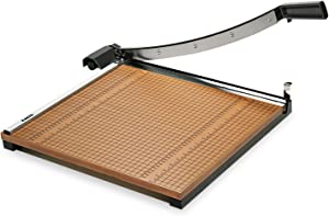 EPI26618 - X-acto Wood Base Guillotine Trimmer