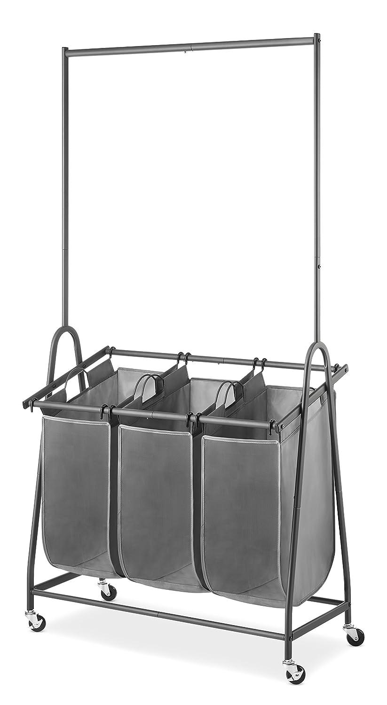 Whitmor Arch Laundry Center, Gray 6638-8450