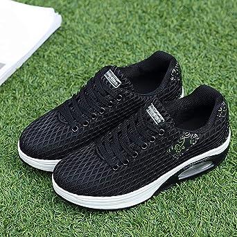ZODOF Zapatos Mujer,Zapatillas Deportivas de Malla al Aire Libre para Mujer Zapatillas Deportivas de Malla Gruesa con Suela de Goma: Amazon.es: Ropa y ...