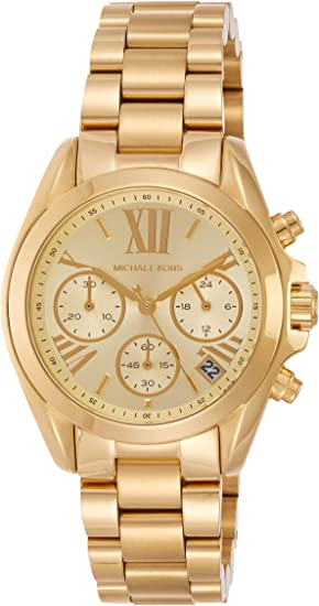 Michael Kors Bradshaw Women's Chronograph Wrist Watch 36MM