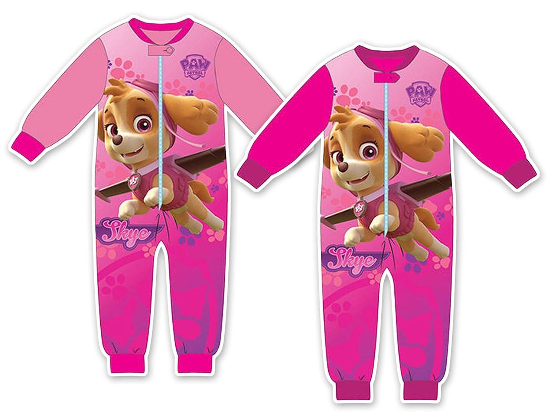 Paw Patrol - Pijama Pelele - para niña - 832-317 [Rosa - 5 anni - 110 cm]: Amazon.es: Ropa y accesorios