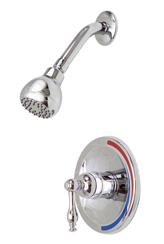 Premier 120139 Wellington Single-Handle Shower Faucet, Chrome ...