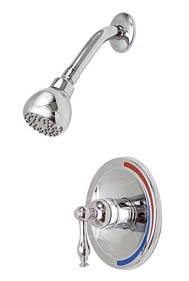 Premier 120139 Wellington Single Handle Shower Faucet Chrome