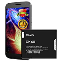 GK40 Battery Replacement for Motorola, Moto G4 Play Battery SNN5976A for Motorola E3, E4, G4 Play, G5, XT1601, XT1603, XT1607 XT1609, XT1675, XT1700, XT1765, XT1766, XT1767PP