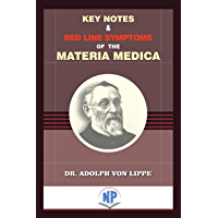 KEYNOTES AND REDLINE SYMPTOMS OF THE MATERIA MEDICA