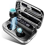 Auriculares Bluetooth 5.0 Inalámbricos Deportivos Auriculares In-Ear IP7 Impermeable Sonido Estéreo 6D, Autonomía Auto…