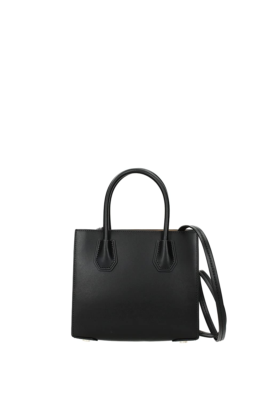 2ac0811e5eb3 Amazon.com  Michael Kors Mercer Medium Heart Studded Messenger Bag - Black   Clothing