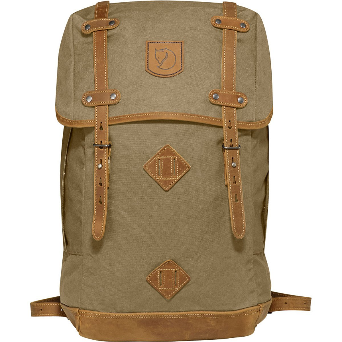 Fjallraven Rucksack No.21 - 1831cu in Sand, One Size