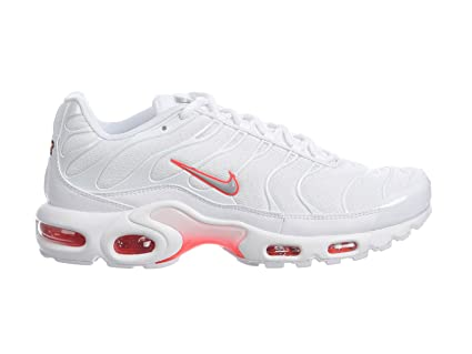 : Nike Mens Air Max Plus WhiteWolf GreyBright