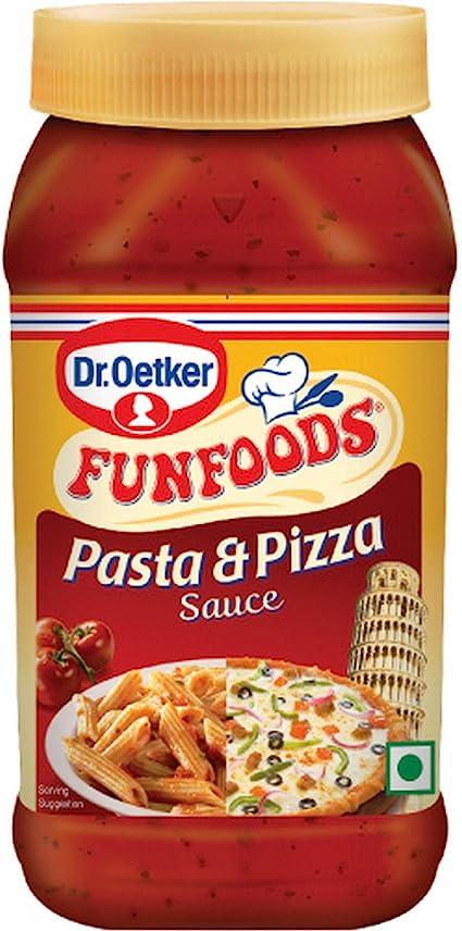 Funfoods Dr. Oetker Italian PastaPizza Sauce, 800g