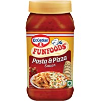 Funfoods Pasta and Pizza Sauce, 800g