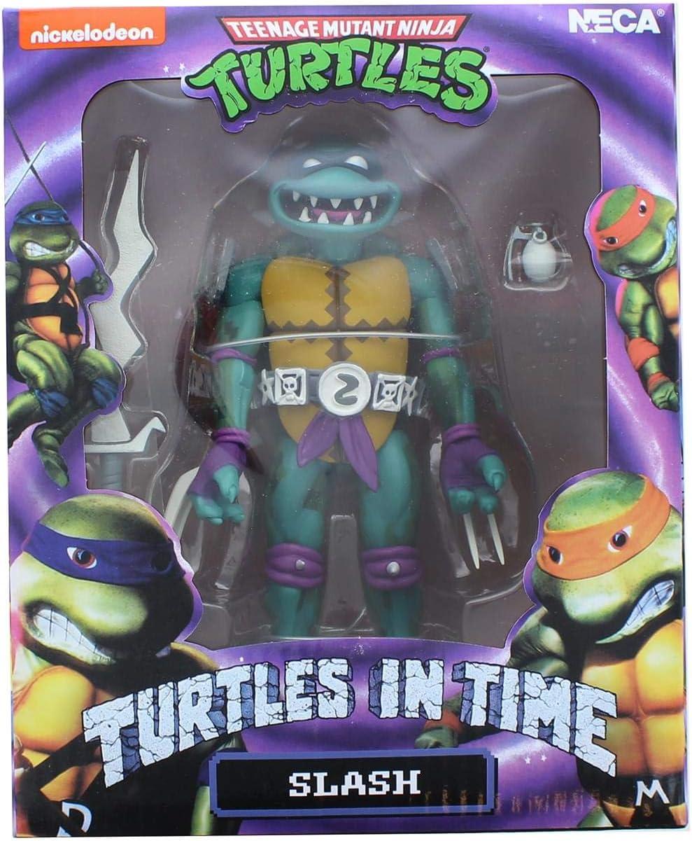 Neca tmnt turtles in time series 1 slash 7