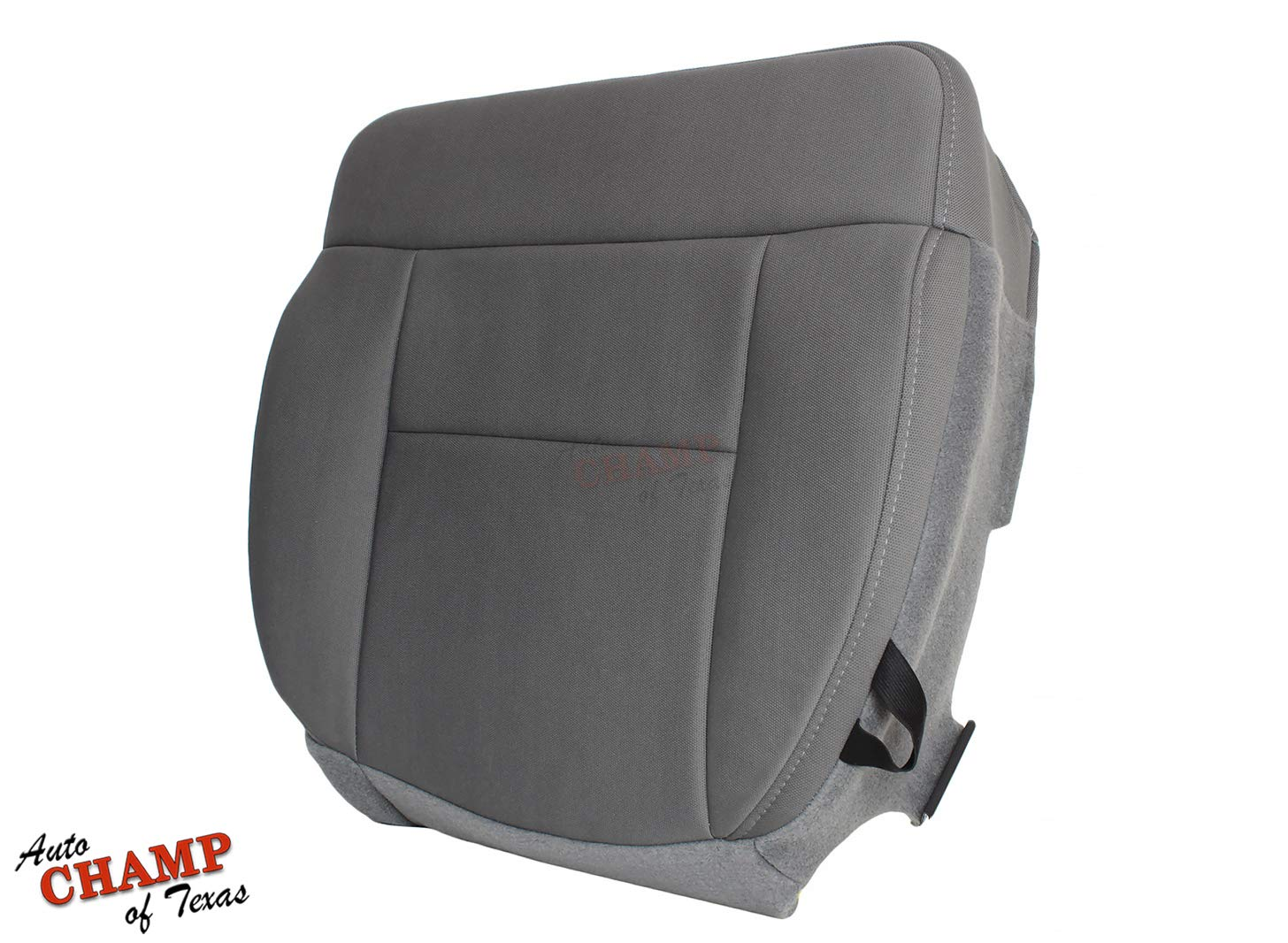 2007-2008 Ford F150 XLT Super Cab Driver Bottom Cloth Seat Cover in Tan