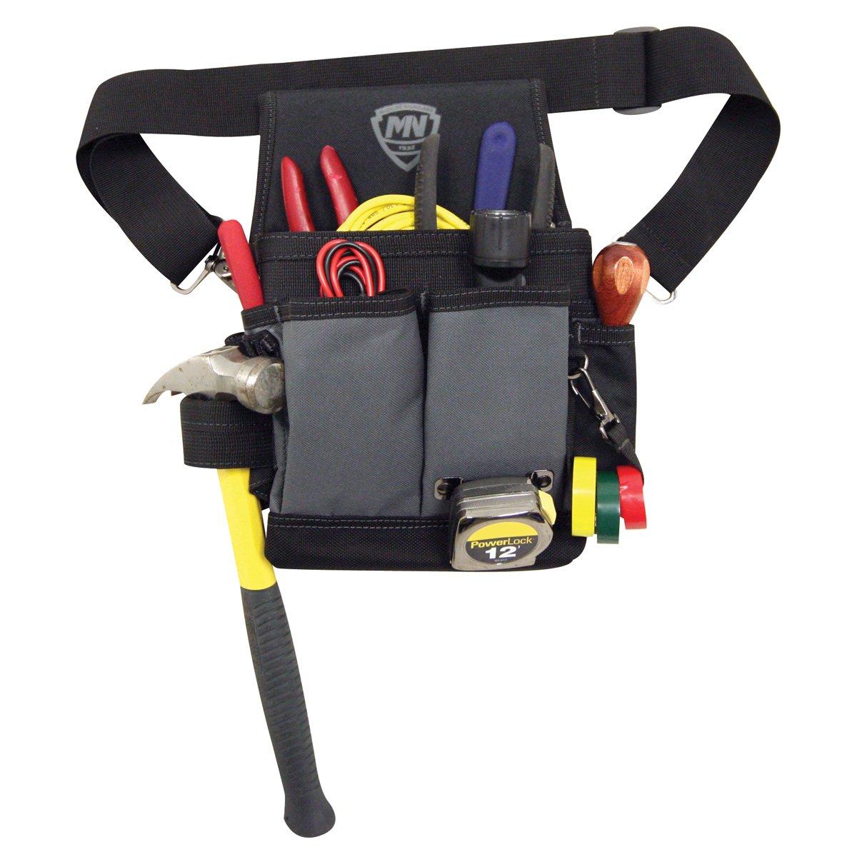 McGuire-Nicholas 30520-P Electrician's Work Pouch With Shoulder Strap
