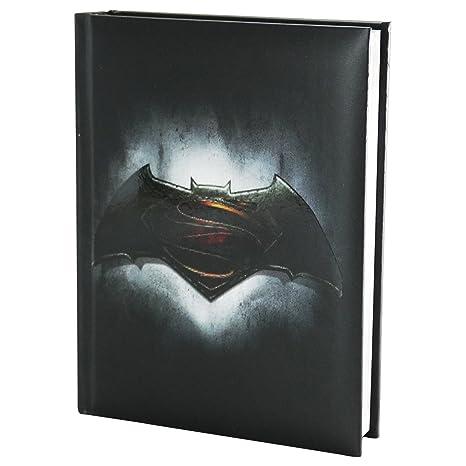 Dc Comics Batman Agenda Escolar Diario Negro 10 Meses ...