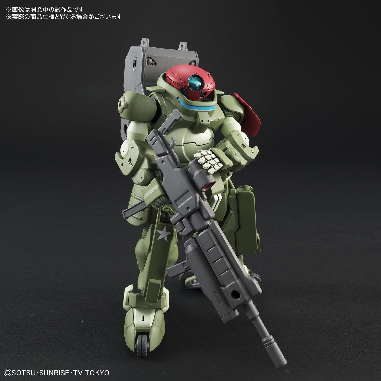 Bandai Hobby HG 1//144 #03 Grimoire Red Beret /'Gundam Build Divers/'