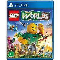 Lego Worlds Br - 2017 - PlayStation 4
