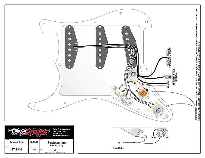 71PVALWL._SX679_ Fender Tele Wiring Diagrams on