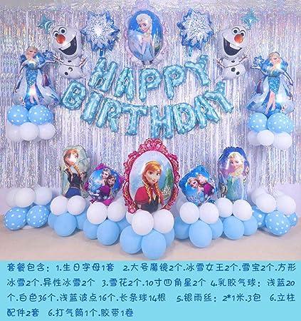 L Q H Birthday decoration Decoración de cumpleaños Fiesta de ...