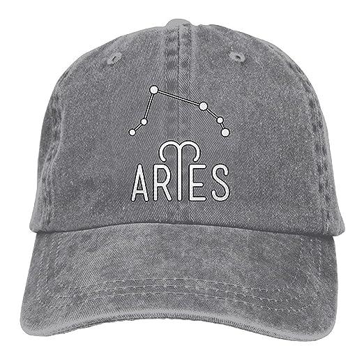 68cfa54711c Thirteenkeke Zodiac Troll Aries Unisex Denim Bucket Hat Blank Snapback Caps