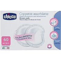 CHICCO Breast Pads Antibacterial, 60 Pck