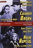 Programa Doble - Gary Cooper (Casanova Brown + Noche Nupcial) [DVD]