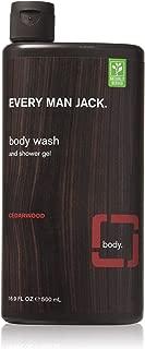 product image for Every Man Jack Body Wash 16.9oz Cedarwood (2 Pack)