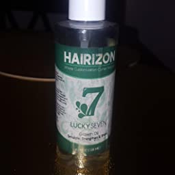 Amazon Com Lucky 7 Hair Growth Oil Handmade
