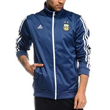 Adidas Performance hombre  Argentina Football Track Jacket M: Amazon
