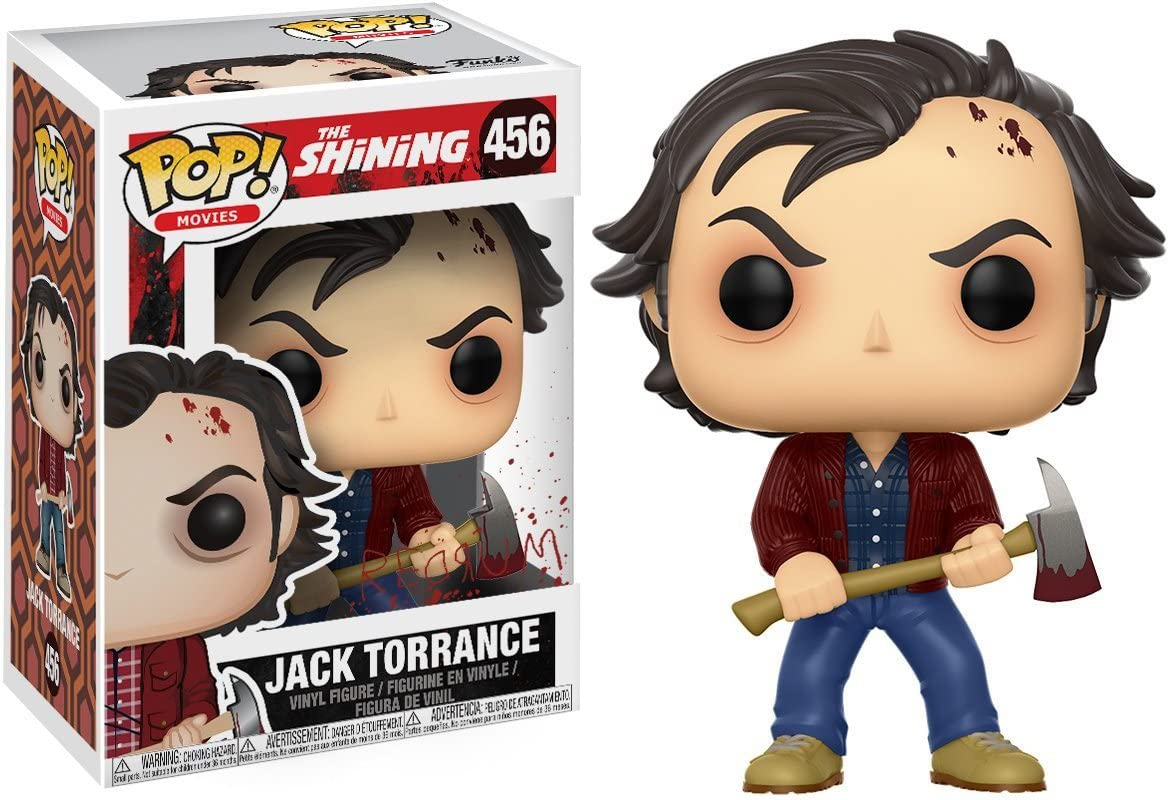 Funko Pop Movies Jack Torrance No 15021 CHASE LIMITED EDITION The Shining