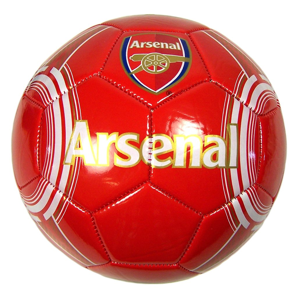 Arsenal official soccerサッカーボールby Rhinoxグループ B00VKSUAXI