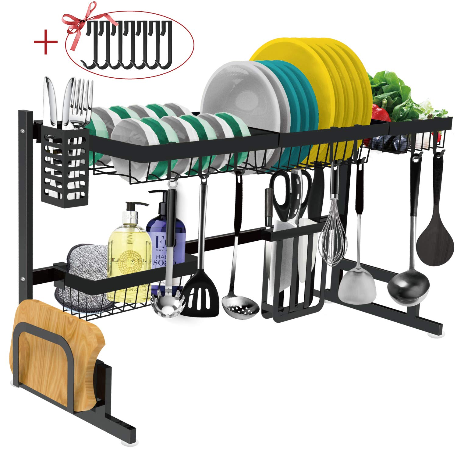 The Best over the sink dish rack - Our pick