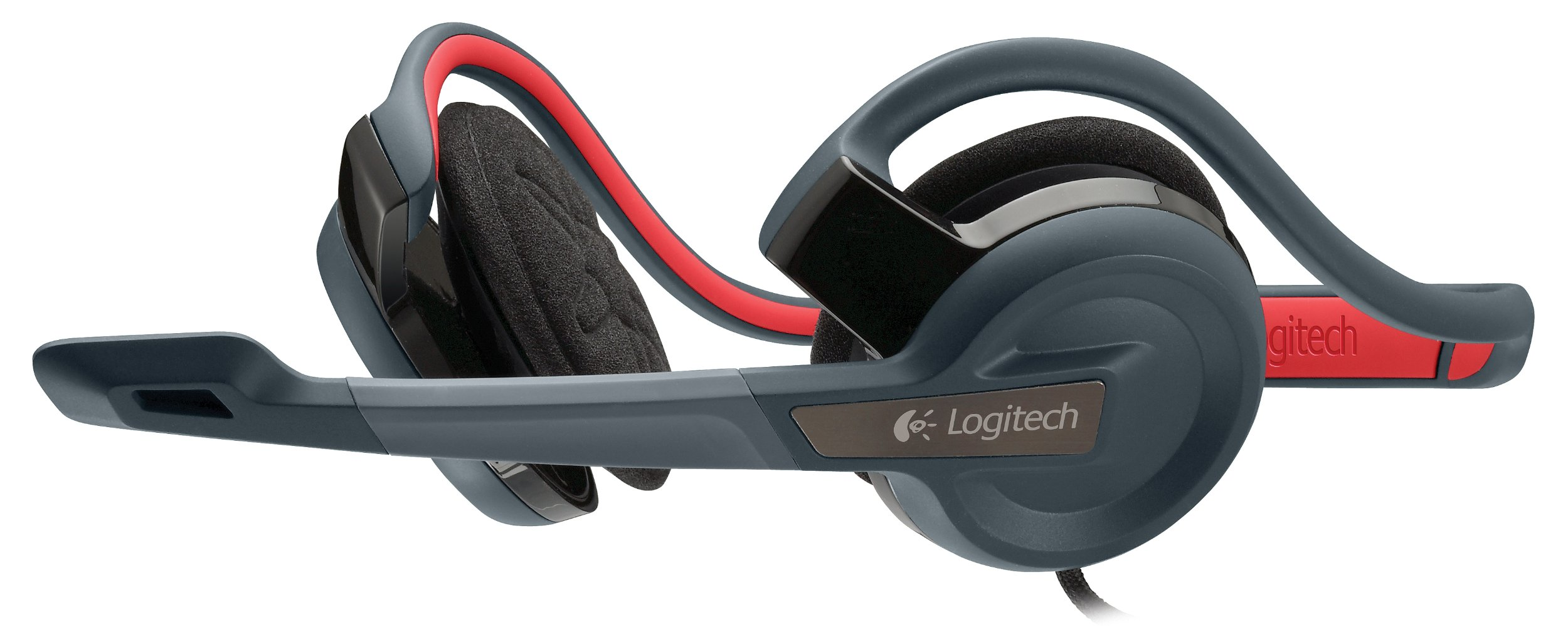 Logitech Gaming Headset G330 - Headset (behind-the-neck) with USB Adapter