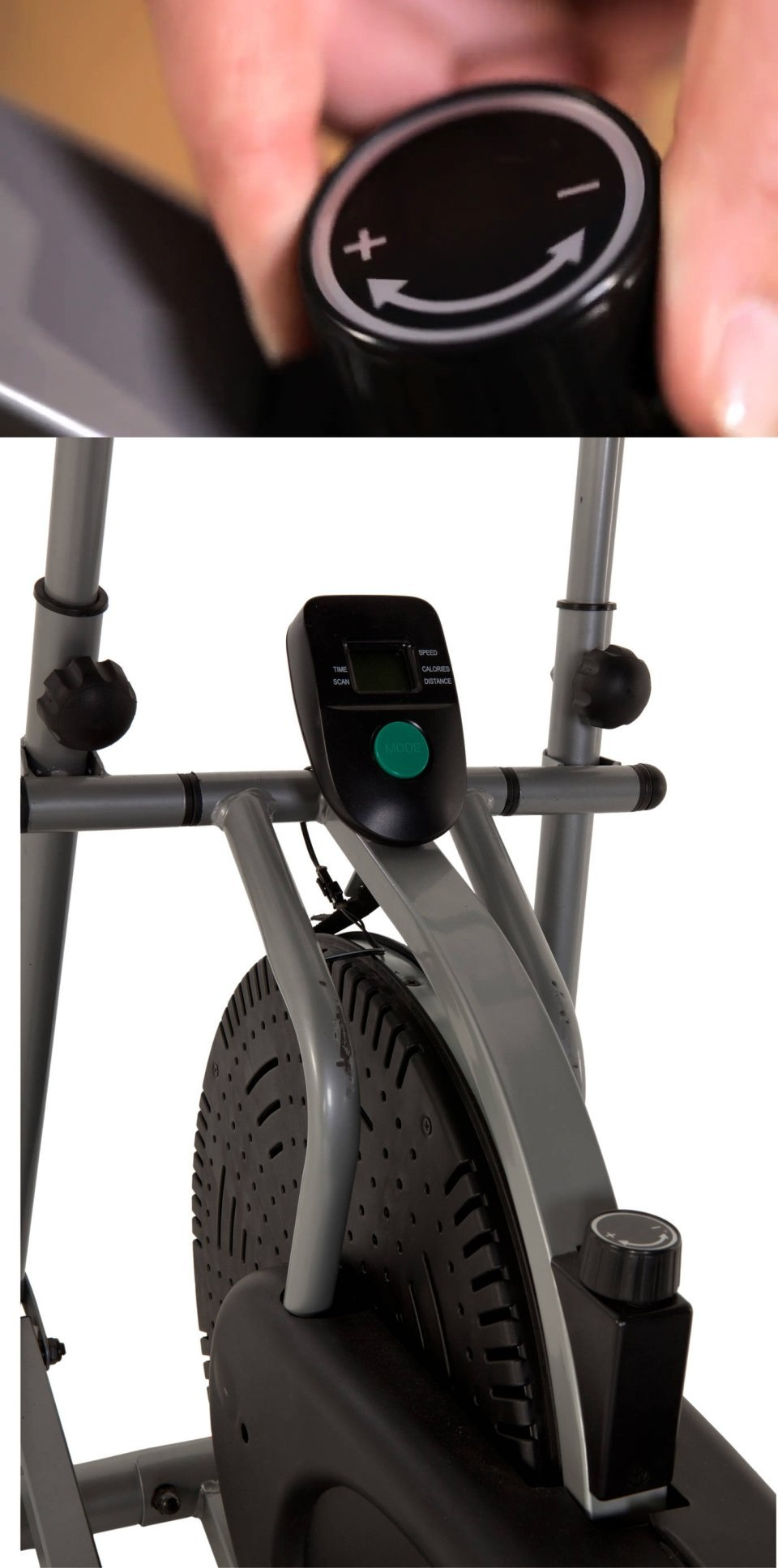 New super plus - Air Elliptical - 2 year warranty by Exerpeutic (Image #4)