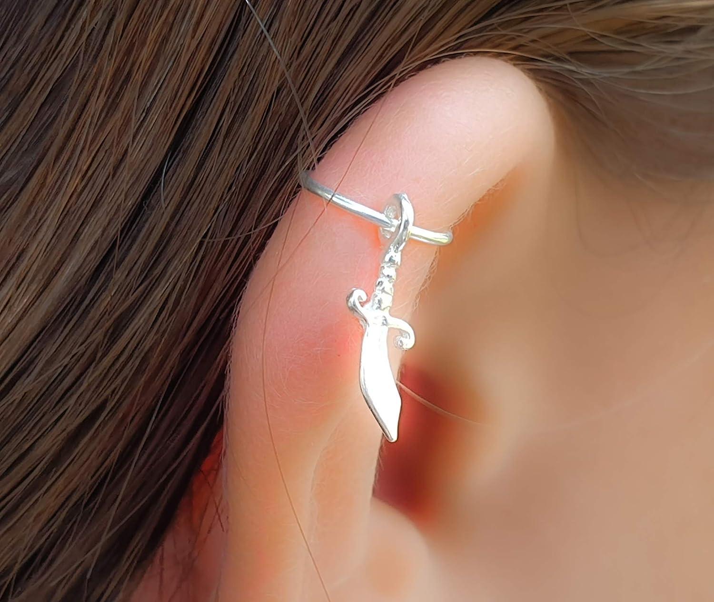 Amazon Com Tiny Silver 20g Cartilage Piercing Hoop Alibaba