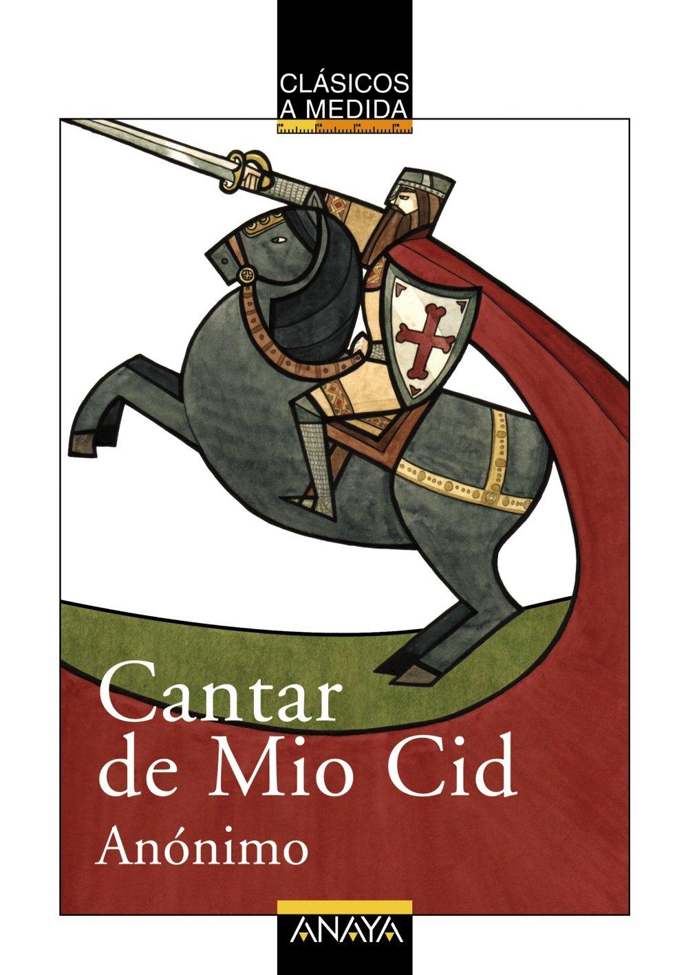 Cantar de Mio Cid (CLÁSICOS - Clásicos a Medida): Amazon.es: Esther Gili, Emilio Fontanilla Debesa: Libros