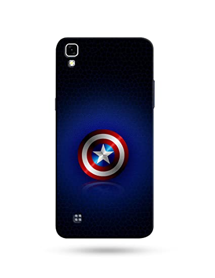 sale retailer 6feae 6d261 mbamarsal LG X Power Printed Mobile Back Cover - MLC009(Multicolour)